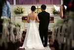 Ozdabianie kościoła na ślub